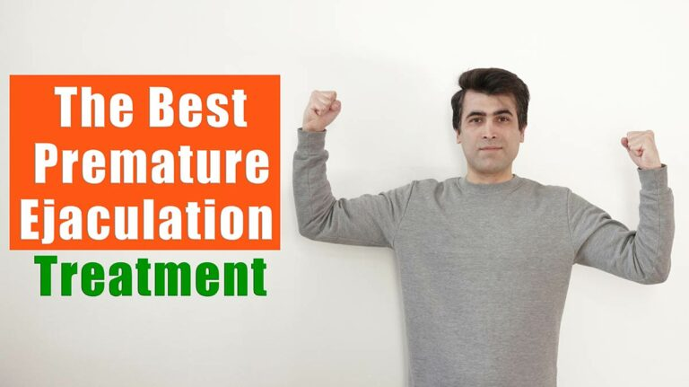 Best Premature Ejaculation Treatment in 4 Steps
