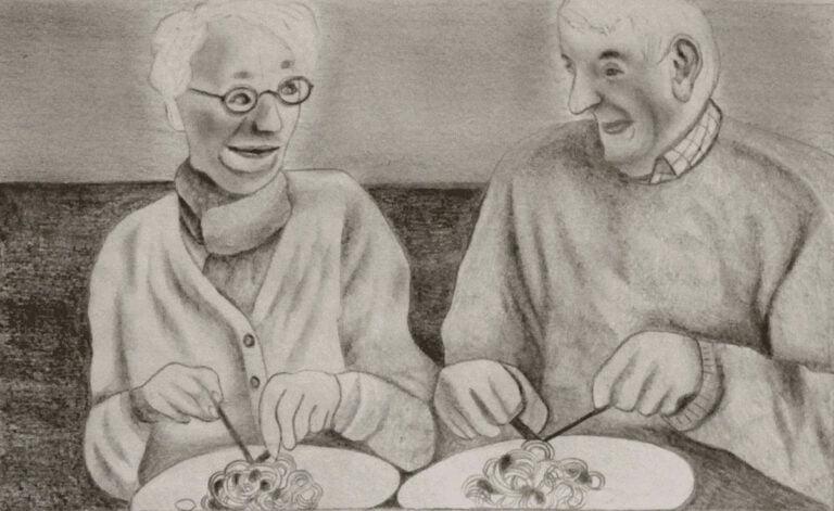 Was ist Liebe? Eine Restaurant-Geschichte
